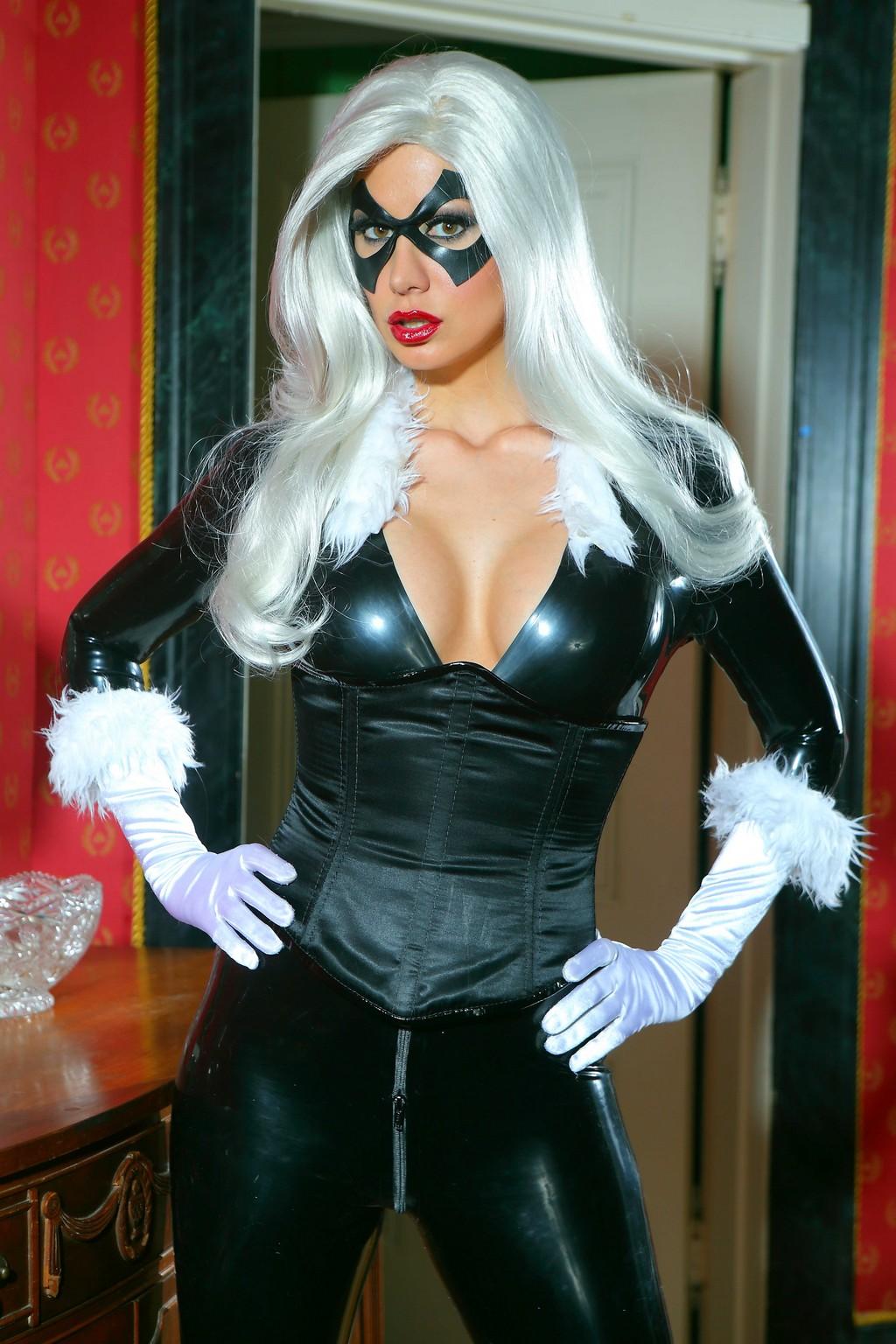 Lexington Steele Black Cat