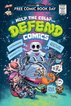 CBLDF - DEFEND COMICS FCBD 2016