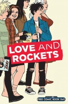 FANTAGRAPHICS - LOVE_ROCKETS FCBD 2016