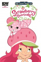 IDW PUB - STRAWBERRY SHORTCAKE 0 FCBD 2016