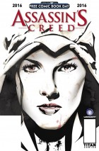 TITAN COMICS - ASSASSIN'S CREED FCBD 2016