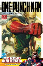 VIZ MEDIA - ONE PUNCH_MY HERO FCBD 2016