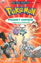 VIZ MEDIA - POKEMON POCKET COMICS FCBD 2016