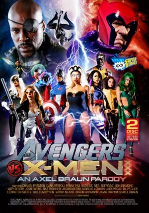 avengersXXXmen