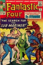 fantastic four 27 sub-mariner
