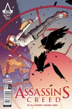 Titan Assassins_Creed_Cover A_#4_DAVID LAFUENTE