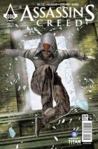 Titan Assassins_Creed_Cover B_#4_MARCO TURINI