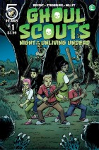 GHOUL SCOUTS #1