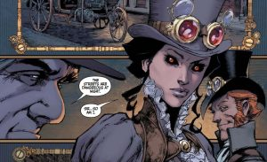 Lady Mechanika Lost Boys #1 prev 2