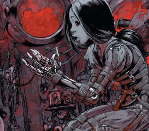 Lady Mechanika Lost Boys #1 prev 3