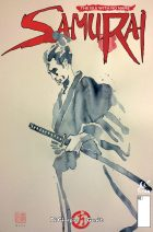 Samurai#2_Cover B by David Mack