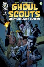 GHOUL SCOUTS #2