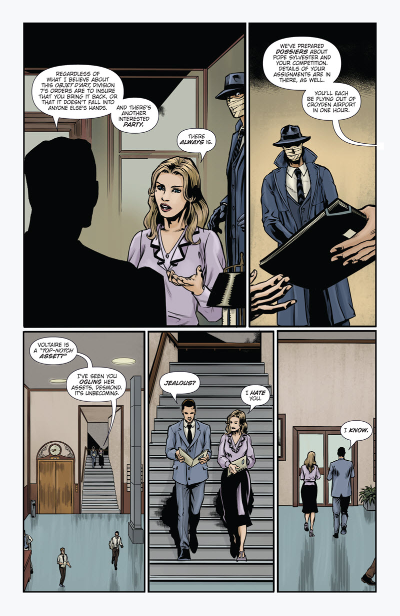 Tags: Athena Voltaire, Ismael Canales, Steve Bryant -