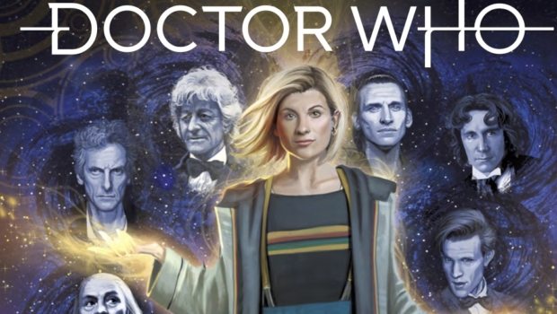 Review: Doctor Who – The Thirteenth Doctor: The Many Lives