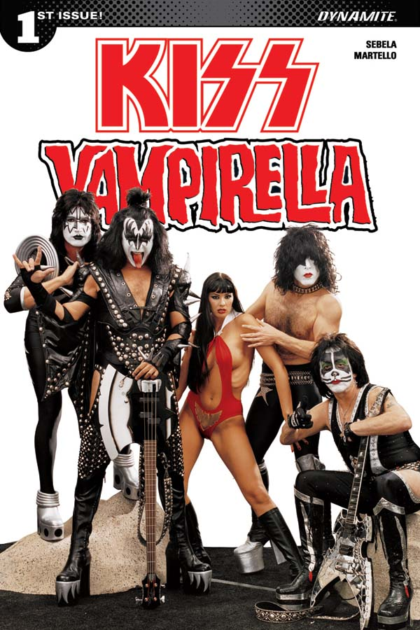 Review kissvampirella 1 rock n roll legends meet horror comics led by a driver who moonlights in the occult and haunted by satanic strangers dressed in black kiss finds themselves drawn into a web of conspiracy that m4hsunfo