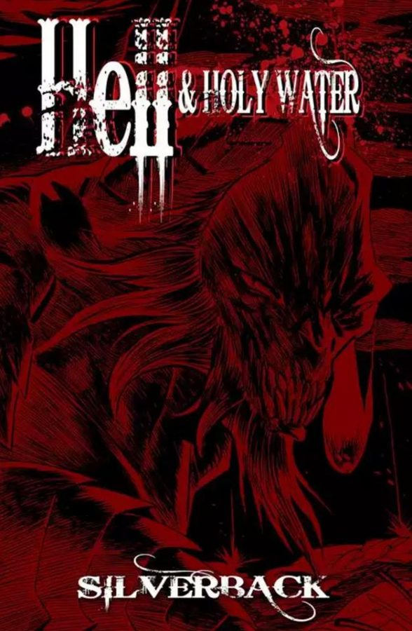 Review Hell And Holy Water 1 Comics For Sinners