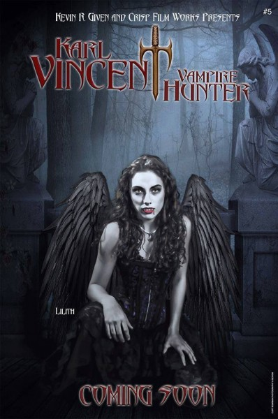 Given To Me: Lilith, the first vampire – Comics for Sinners